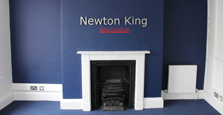 Office Shot of Newton King